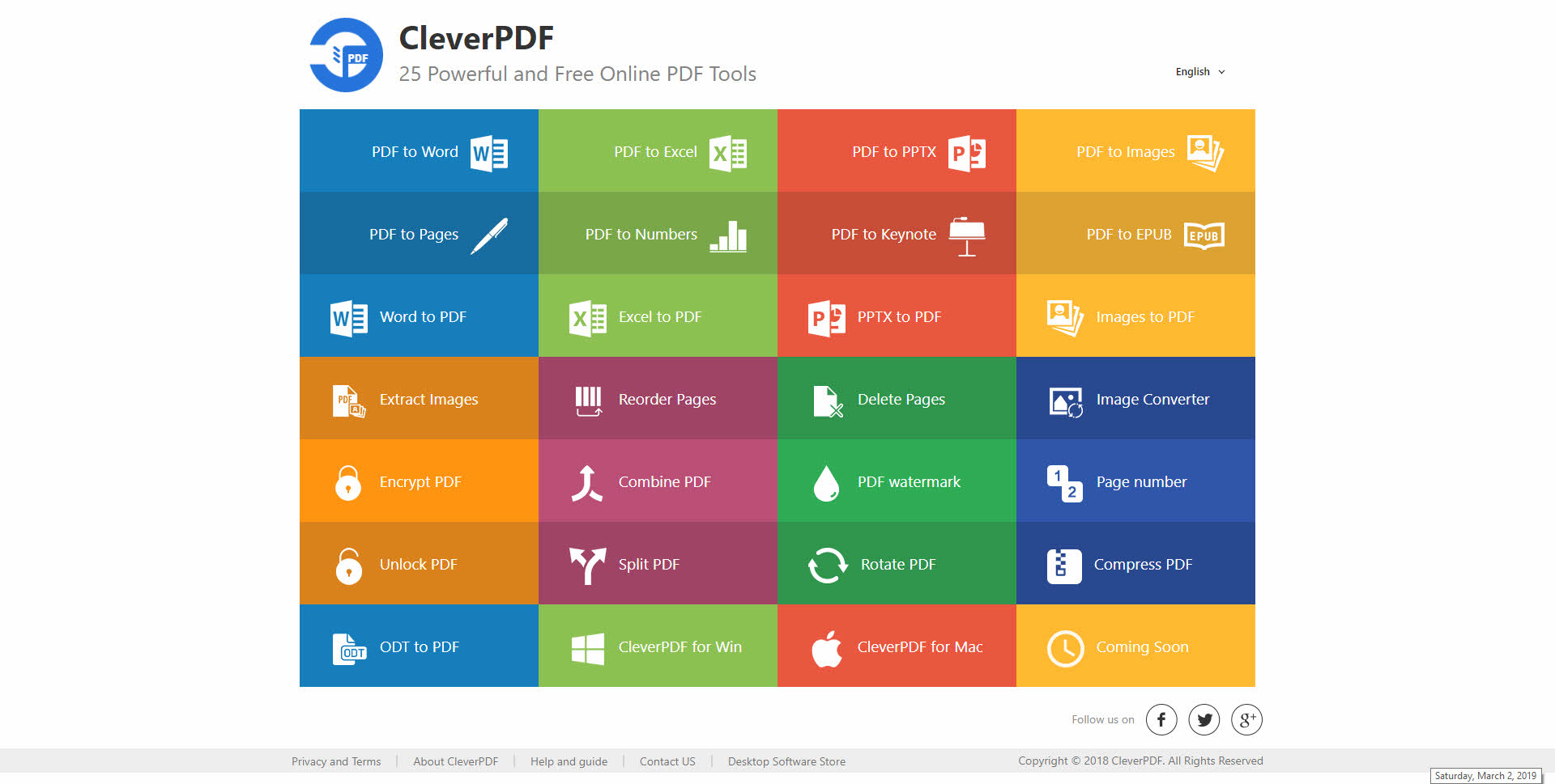 Clever PDF